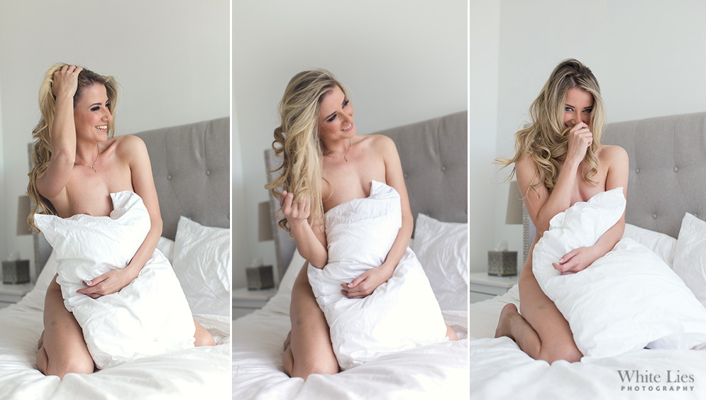 Anna 2- Toronto Boudoir Photographer White Lies